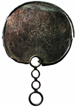 Chettle Park Hoard Mirror