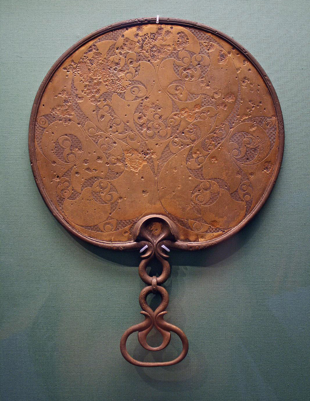 Celtic Mirrors